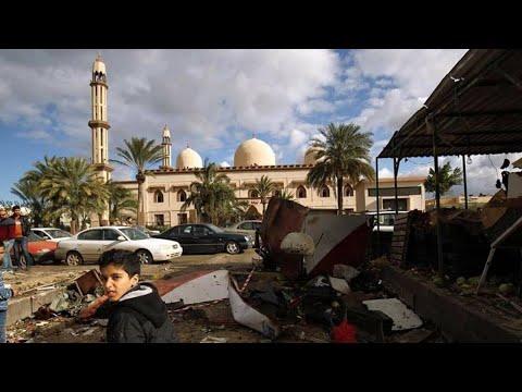 لجنة حقوق الإنسان في ليبيا تدين التفجير الإرهابي ببنغازي  - 13:23-2018 / 5 / 26