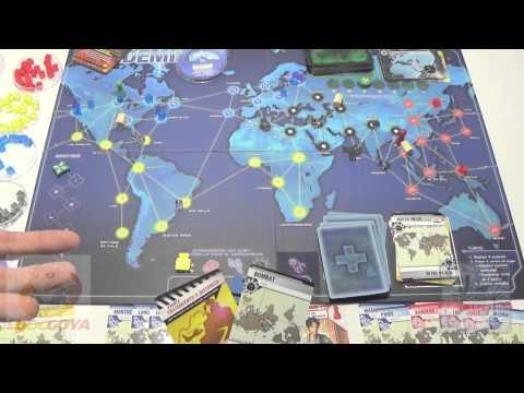 Pandemia expansi n al l mite juego de mesa for Viciados de mesa