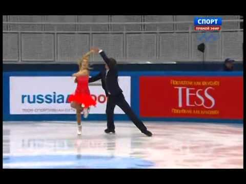 Ekaterina BOBROVA Dmitri SOLOVIEV  2014 SD Russian Nationals