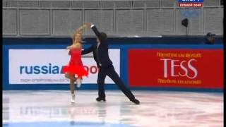 Ekaterina BOBROVA Dmitri SOLOVIEV  2014 SD Russian Nationals