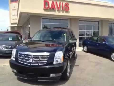 2011 Cadillac Escalade Alberta | Delivery to High River | #118490