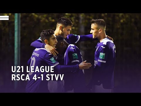 U21 League | RSCA 4-1 STVV