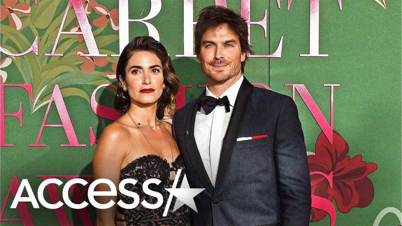Ian Somerhalder Reveals How Nikki Reed Pulled Him Out Of Fraud