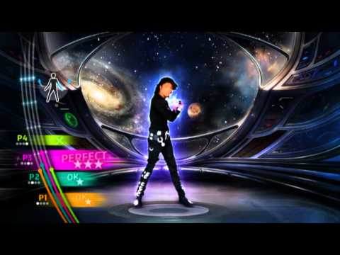 Michael Jackson The Experience - Wii - Another Part of Me Gameplay Reveal [North America]