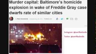 43 People Murdered in Baltimore in May Marks Deadliest Month in 40 YEARS!