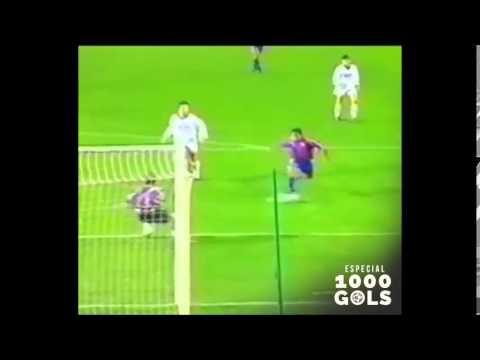 شاهد افضل 11 هدف فى تاريخ الساحر روماريو