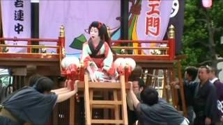 2011年・小松 お旅まつり・「男の花道」(抜粋)