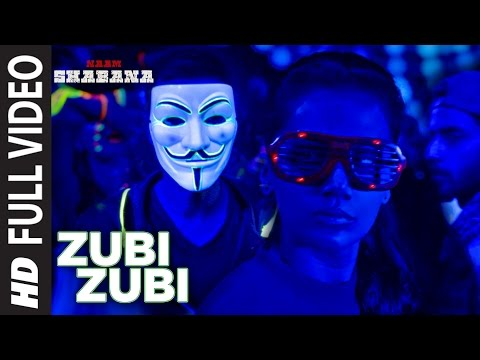 Zubi Zubi Song Lyrics From Naam Shabana