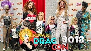 RUPAULS DRAG CON 2018: VLOG 216