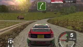 Colin McRae Rally 2005 - prezentacja innych polskich pilotów