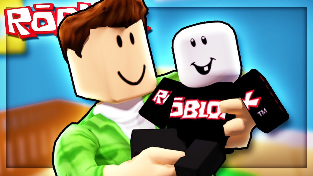 Baby Roblox Adopting A Baby Guest In Roblox Youtube