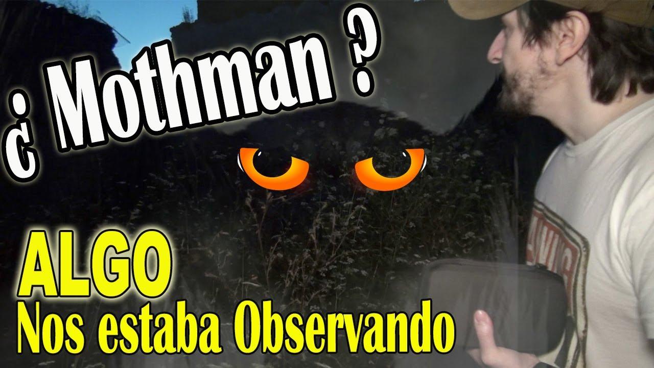👀Unos Ojos Extraños ( Mothman ) - Algo nos Observaba en la oscuridad. Las Vaquerizas Triple Crimen