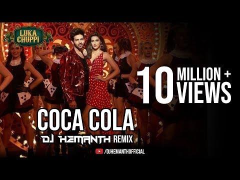 Luka Chuppi: COCA COLA  Remix | DJ HEMANTH REMIX | Kartik A,Kriti S  Neha Kakkar Tony Kakkar