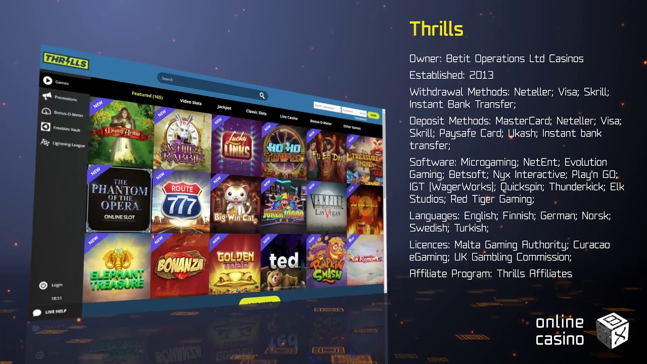 Thrill Casino