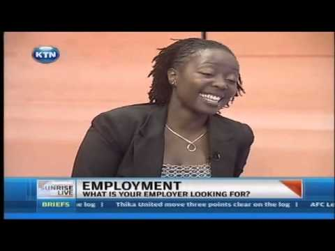 Sunrise Live Interview :Are fresh Graduates ready for job market?