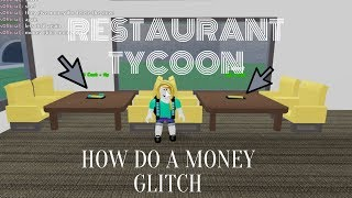Restaurant Tycoon Money Hack