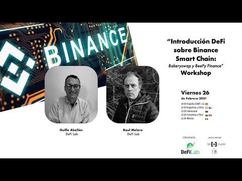 Introducción DeFi sobre Binance Smart Chain: BakerySwap y BeeFy Finance