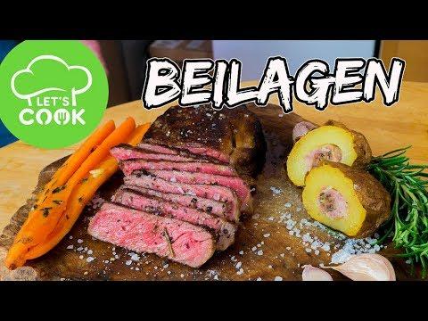 Steak rezepte mit beilage