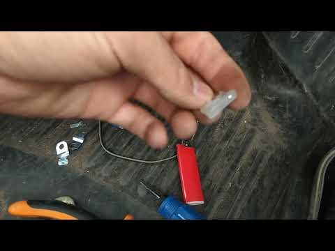 Заглох на ходу, не крутит стартер, не качает топливный насос, не заводится ВАЗ 2114 ремонт