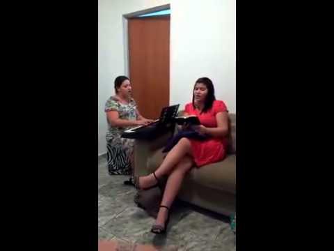 Cantando com a prima tia atrapalha - 2 1