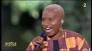 Angélique Kidjo, Imany, Kimberose .. Asimbonanga Africa le grand concert, Diffusé le 29 07 21