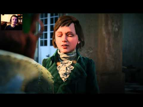 #1 Assassins Creed Unity | The story of the pocket Watch