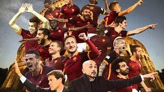 AS Roma - Tutti i gol della stagione - 2015/2016 |HD|