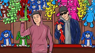 Grieves - Man Down (feat. Chris Webby) Lyric Video
