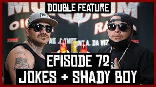 JOKES & SHADY BOY - EPISODE 72 - ROADIUM RADIO - TONY VISION HOSTED BY TONY A. DA WIZARD