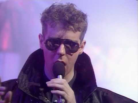 Pet Shop Boys - West End Girls On Top Of The Pops 25/12/1986