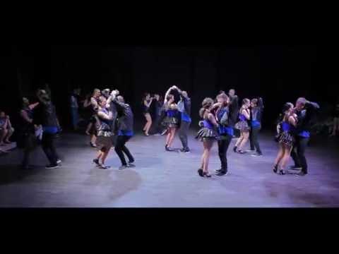 "Moscow TOUCH ""Dejame Tenerte"" debut 17.06.2016"