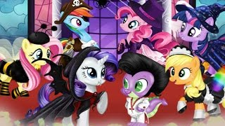 My Little Pony Halloween Party - Game For Kids