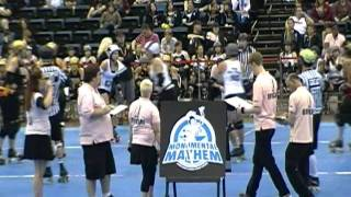 Monumental Mayhem Regionals, 2011: Brew City v. Chicago Outfit 6