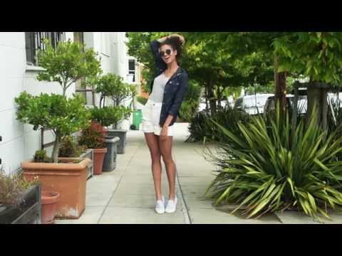 One FCUK T-Shirt Four Ways | How to Style LE TOTE T-Shirts