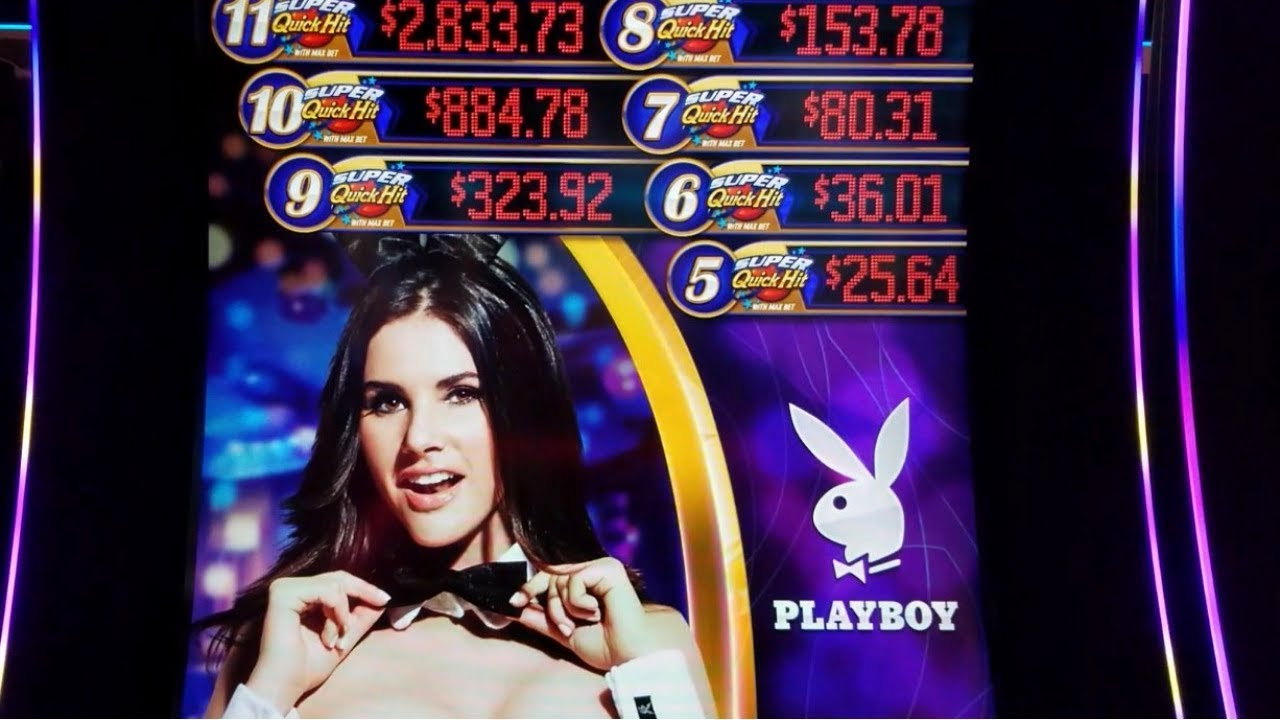 Slot machine playboy highwind casino