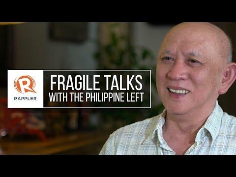 Rappler Talk: Fragile talks with the Philippine left