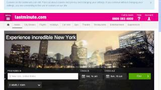 Last Minute Rooms Deals Hotels New York
