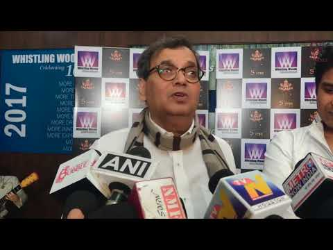 Subhash Ghai Praises Ankit Tiwari For His Singing Talent | e-Bollywood