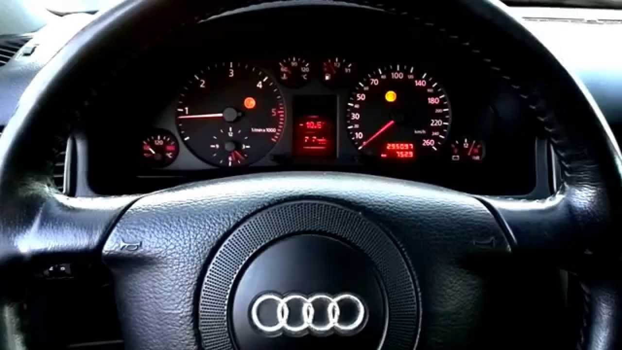 audi a6 avant c5 98 39 2 5 v6 tdi 150 hp youtube. Black Bedroom Furniture Sets. Home Design Ideas
