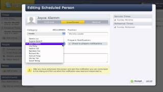 Planning Center - Plans And Scheduling
