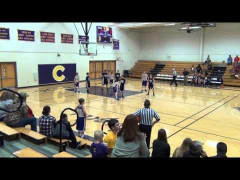 Coopertown vs White House Middle School JV 12-03-15
