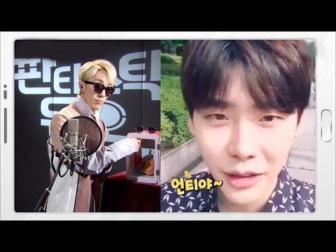 Zion.T's Best Friend Lee Jong Suk & Taeyang, Make Cameo Appearance! 《Fantastic Duo》 EP27