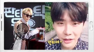 Lee Jong Suk & Taeyang Surprise Appearance!|이종석부터 태양까지!