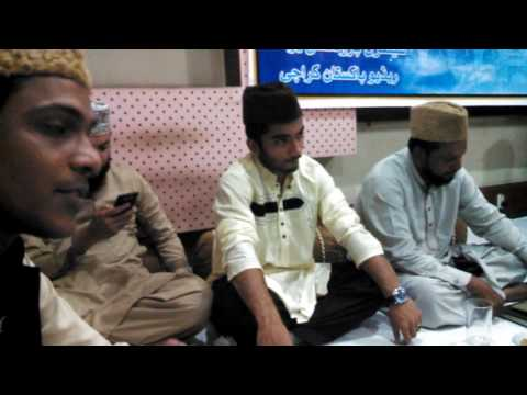MEHFIL E NAAT at Radio Pakistan Karachi 10-Nov-2016(1)