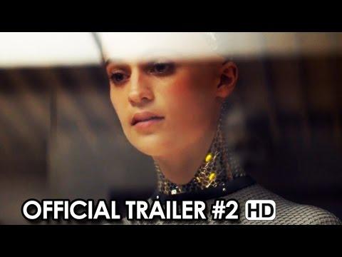 Ex Machina Official Trailer #2 (2015) - Domhnall Gleeson, Oscar Isaac, Alicia Vikander HD