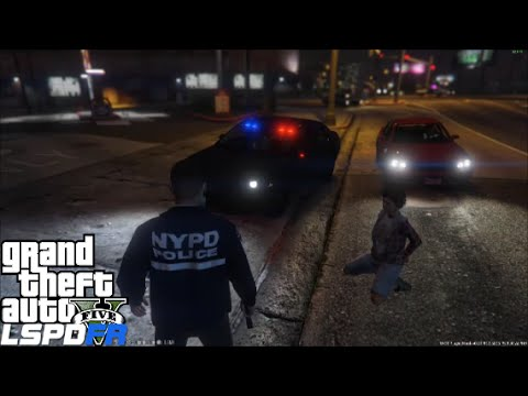 GTA 5 LSPDFR Police Mod 72 | NYPD Unmarked Impala | Undercover Detective Patrol | Drug Bust