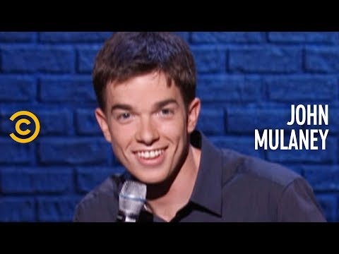 "John Mulaney Plays ""What's New Pussycat?"" 21 Times on a Diner Jukebox"