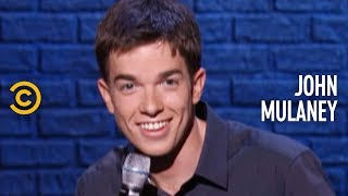 """John Mulaney Plays """"What's New Pussycat?"""" 21 Times on a Diner Jukebox"""