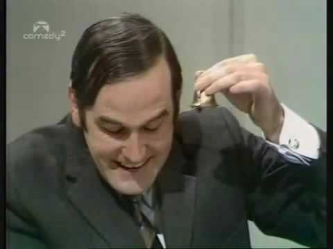Silly Job Interview by Monty Python's