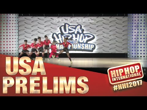 Layla's Dance & Drum - Valley Stream, NY (Junior Division) at HHIUSA2017 Prelims